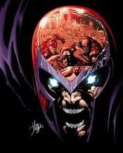 Free Magneto vs. New Avengers.jpg phone wallpaper by mkximus