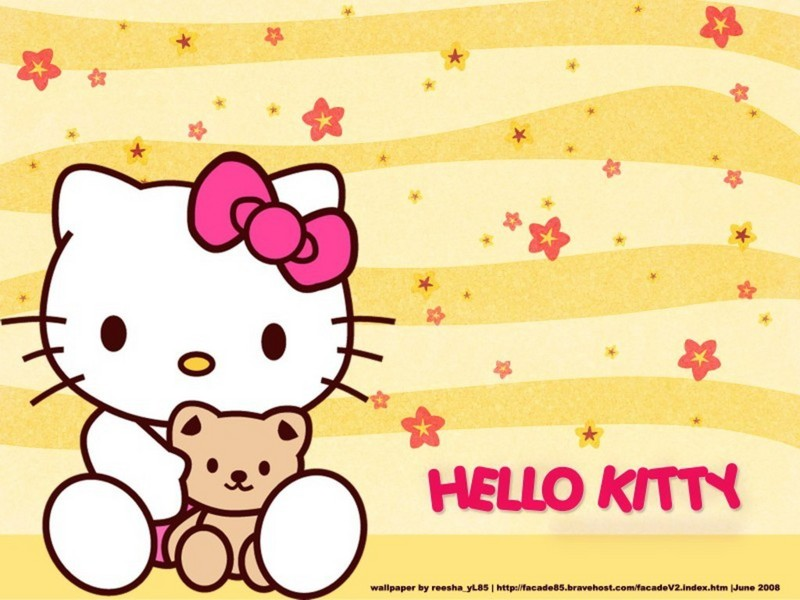 Free Hello-Kitty-Wallpaper-hello-kitty-8303239-1024-768.jpg phone wallpaper by meica101