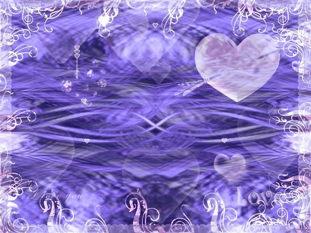 Free Purple Heart Lake phone wallpaper by bbecktacular