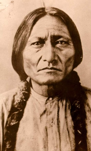 Free Sitting Bull phone wallpaper by rockafella