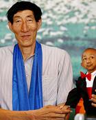 Worlds tallest & Shortest man