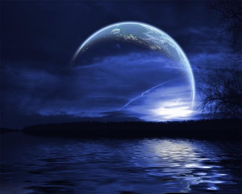 Free Moon phone wallpaper by rockafella