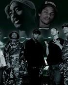 2Pac, Eazy E, Bonethugs