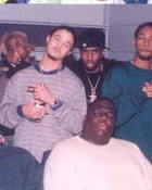 Bonethugs wit Biggie Smalls