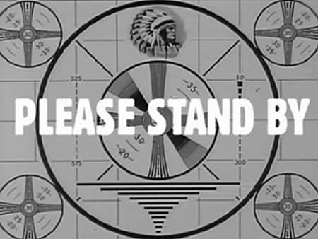 Free please stand by phone wallpaper by motafetus