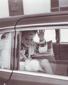 Marilyn Car wallpaper 1