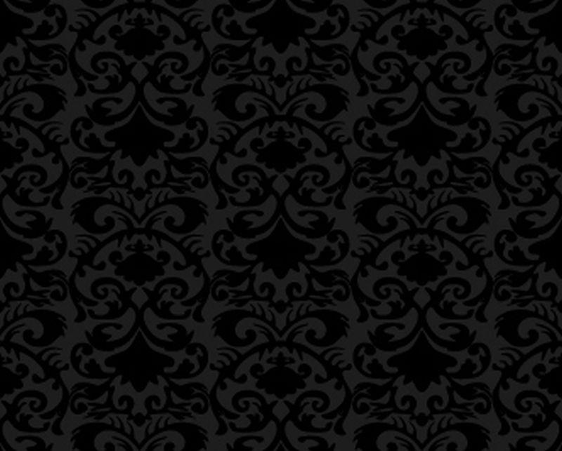 Free black-design-floral-pattern.jpg phone wallpaper by nicolenicotine