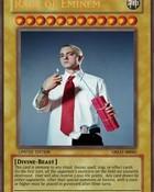 Eminem yu-gi-oh card