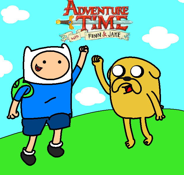 Free Adventure_Time!.jpg phone wallpaper by KaniHoney282