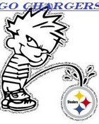 Piss on Steelers