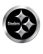 Steelers steel logo