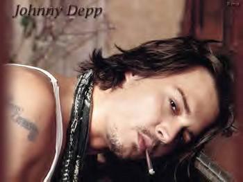 Free Johnny Depp phone wallpaper by melissa