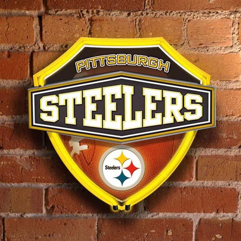 Free Pittsburgh Steelers Brick Wall phone wallpaper by chucksta