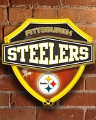 Pittsburgh Steelers Brick Wall