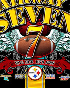 Pittsburgh Steelers Stairway-to-Seven