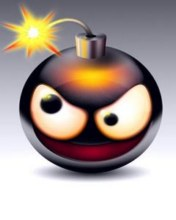 Free Smiley Bomb.jpg phone wallpaper by contractplumber