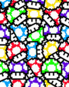 Mario_Mushrooms_Pattern_by_lucasavancini.jpg wallpaper 1