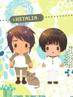 Free Greece & Japan.jpg phone wallpaper by multicloudiful