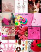 pink photostream wallpaper 1