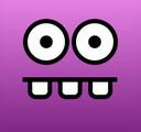 Free funny-face-ipad-wallpaper.jpg phone wallpaper by heeheeheehee
