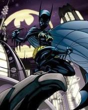 Free Batgirl.jpg phone wallpaper by mkximus