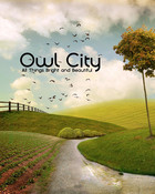 Owl City - All Thing Bright and Beautiful wallpaper 1
