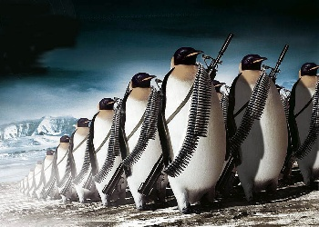 Free Penguin_Army_Wallpaper.jpg phone wallpaper by mibudurka