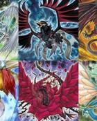 yugioh 5D's dragons