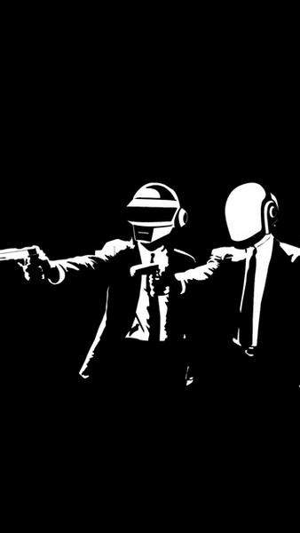 Free Daft Punk.jpg phone wallpaper by biohazardtinch