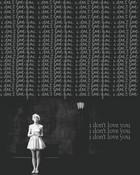 I don't love you.jpg wallpaper 1