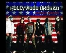Free hollywood undead  phone wallpaper by char_mel