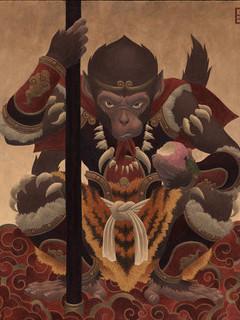 Free monkeyking_l.jpg phone wallpaper by lostmonkey712
