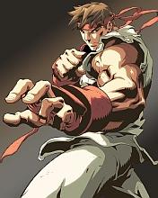 Free Ryu Ready!.jpg phone wallpaper by mkximus
