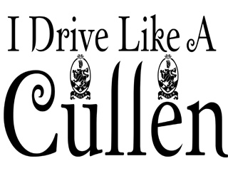 Free I drive like a cullen phone wallpaper by twifranny