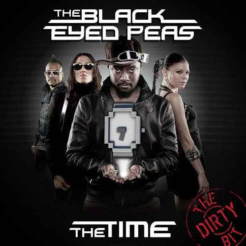 Free The-Black-Eyed-Peas-The-Time-The-Dirty-Bit-FanMade.jpg phone wallpaper by mankillerx5