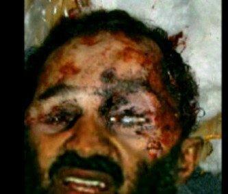 Free Dead Osama Bin Laden phone wallpaper by EvilPimp
