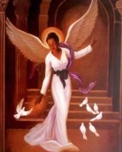 Free african-american-angel2.jpg phone wallpaper by newer_hope