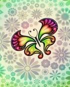 Butterfly cute.jpg wallpaper 1