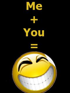Free Me_Plus_U_Happy.jpg phone wallpaper by twifranny