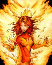 Free Dark Phoenix.jpg phone wallpaper by mkximus
