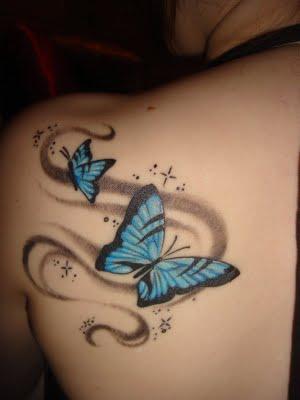 Free flying-butterfly-tattoo.jpg phone wallpaper by zana_horse411