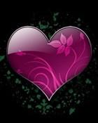 pink_designed_heart-283829.jpg wallpaper 1