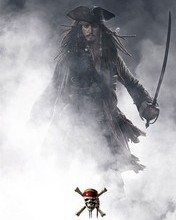Free CAPTAIN Jack Sparrow.jpg phone wallpaper by mkximus