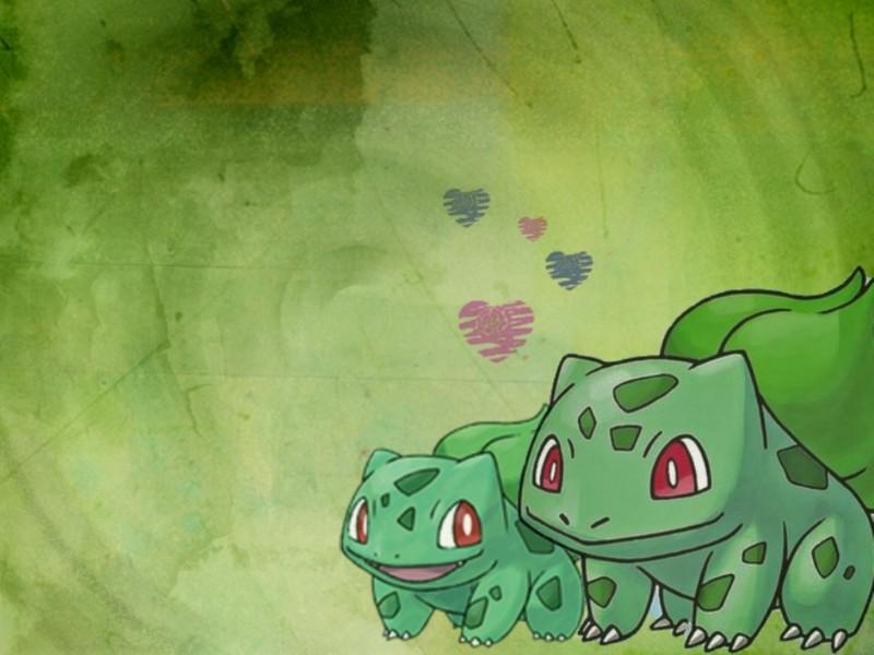 Free bulbasaur-love-wallpaper.jpg phone wallpaper by moccacake28