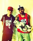 Justin+Chris=SWAG!