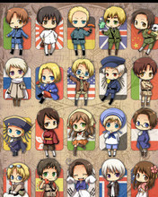 Free Around the world in Hetalia! phone wallpaper by animelover321