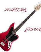 jaguar bass red templar sexy