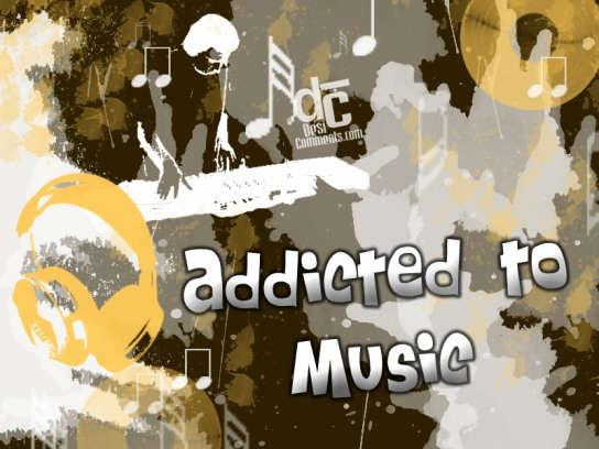 Free addictedtomusic.jpg phone wallpaper by achandran
