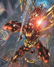 Free The Iron Spider.jpg phone wallpaper by mkximus