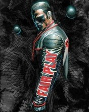 Free mister terrific phone wallpaper by bsl71